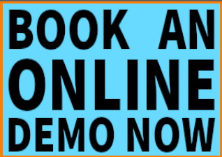 Online video demonstrations now booking