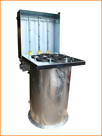 Hyvent dust filtration unit from Hycontrol